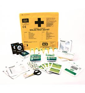First Aid Kit – SOLAS